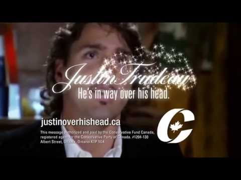 First Conservative Party Attack Ad Against Justin Trudeau