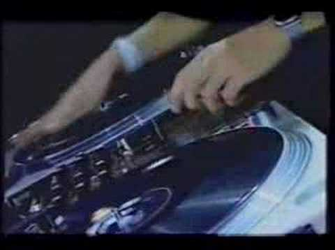 DJ Craze - DMC Finals 1999