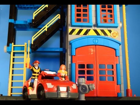 Rescue Bots House Rescue Bots Firehouse by