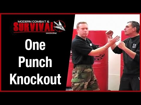 Uppercut Secret - Knock Someone Out With One Punch