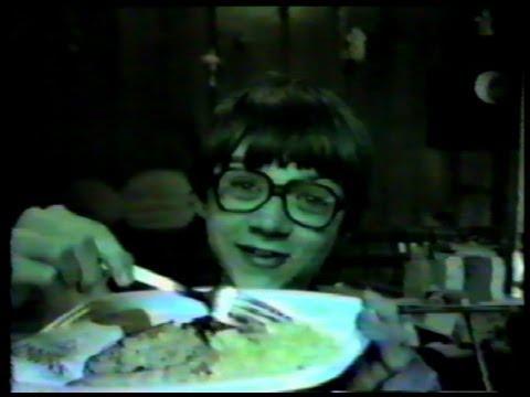 1984 MCDONALDS BREAKFAST REVIEW McDonalds Review --(Weird Paul) before