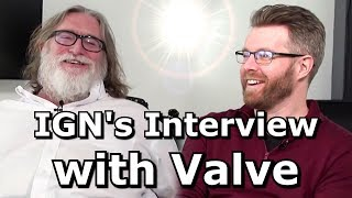 Interview with Valve (Half-Life series, Source 2, the future)