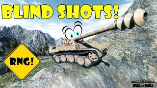 World of Tanks - Funny Moments | BLIND SHOTS! #16