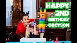 JWOWW - Celebrating Greyson