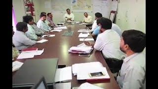 Minister Harish Rao Inspects Kaleshwaram Project