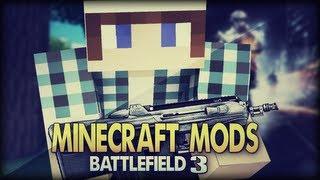 Minecraft Mod 1.4.5 | Battlefield Mod