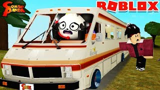 SCARIEST ROBLOX ROADTRIP ! Let's Play with Combo Panda