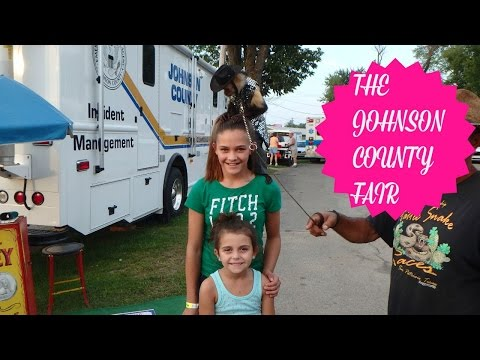 We go to the Johnson County Fair and play some games ride some rides and even meet a monkey who climbs on Emma's head. SUBSCRIBE to watch daily videos! THUMBS UP if you liked this video! Love...