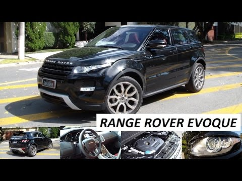 Garagem do Bellote TV (HD): Range Rover Evoque
