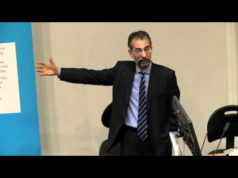 Visiting Professor Imran Khan speaks on the Stephen Lawrence Inquiry and recent developments