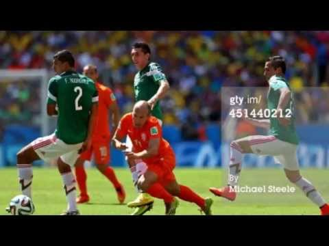 Netherlands 2 Mexico 1 All Goals Fifa World Cup 2014 Brazil