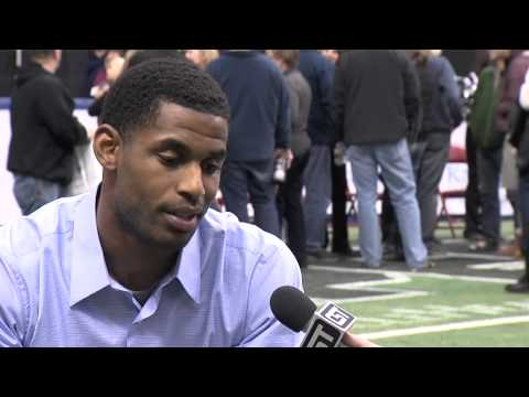 In his 9th year, Marques Colston doesn't take anything for granted