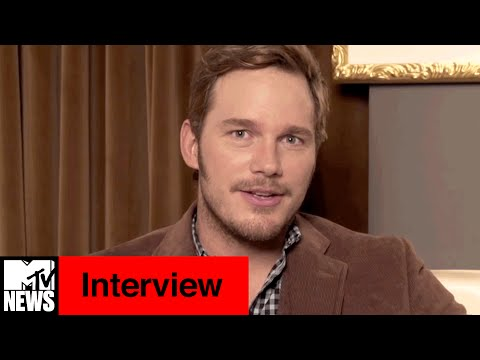 Chris Pratt on Sex Scene w/ Jennifer Lawrence, Guardians 2, & Jurassic World Sequel | MTV News