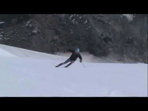 Mikaela Shiffrin, Freeskiing Mt. Hood