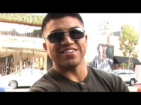 Victor Ortiz Wants a Rematch