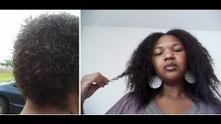♥ GROW FAST AFTER BIG CHOP #3 ♥ Natural Hair Length UPDATE