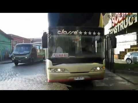 Buses por Chile 2014