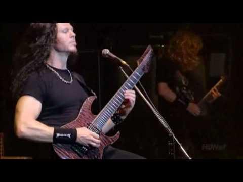 CHRIS BRODERICK (Megadeth) - Tornado Of Souls