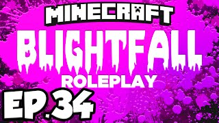 Blightfall: Minecraft Modded Adventure Ep.34 - SLIME BUCKET PRANK!!! (Modded Roleplay)