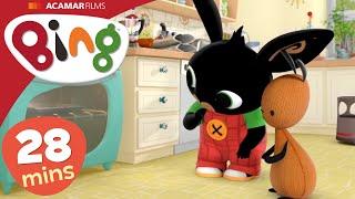Bakken - Bing Volledige Aflevering | Video's voor kinderen | Bing Konijntje