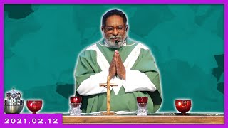 2021.02.12 - Holy Mass (in Sinhala)