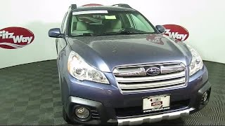 2014 Subaru Outback SUV 4dr Wgn H4 Auto 2.5i Limited Pzev Gaithersburg  Germantown  Clarksburg  Rock