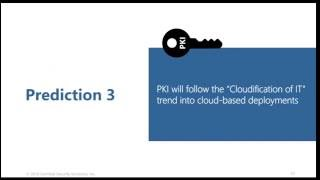 Digital Identity Insights  2017 PKI &  IoT Security Predictions