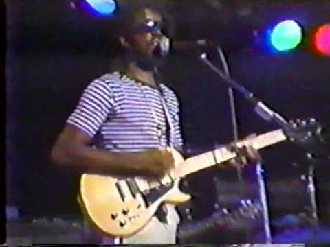Peter Tosh - Rehearsal 1981-08-20 Roxy Los Angeles, Extremely rare footage.