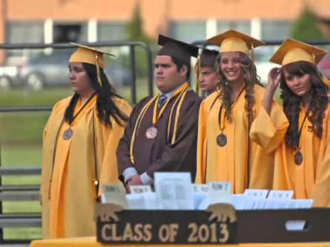 Waynedale High School Graduation 2013