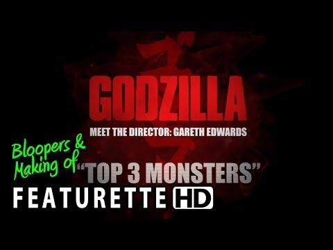Godzilla (2014) Featurette - Top 3 Monsters