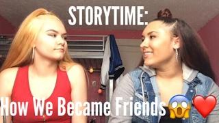 download lagu Storytime: How We Became Friends gratis