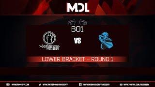 [MDL Changsha Major] Newbee vs IG - Playoffs - LB round 1