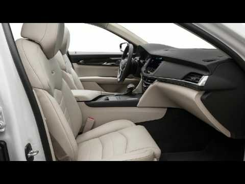 2017 Cadillac CT6 Video