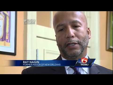 Ray Nagin now behind bars serving prison time