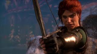 (Rise of the Tomb Raider) Part 3: Potential Allies