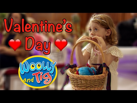 Woolly and Tig - The Wedding | Valentine's Day Special