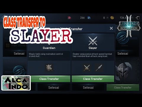 Class Transfer Quest Dwarf To Slayer | LINEAGE 2 Revolution (Indonesia) [Android/Ios]