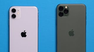 iPhone 11 & iPhone 11 Pro Max Hands-On & First Impressions