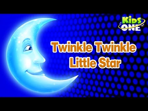 Twinkle Twinkle || Nursery Rhymes || By Cute Kids From Slate School video