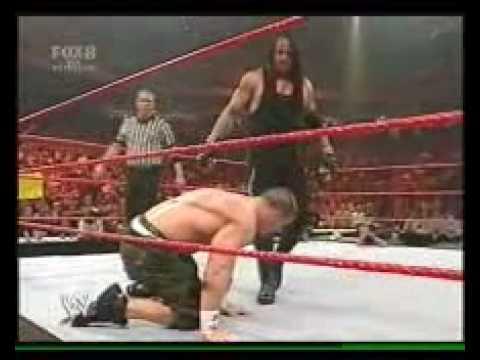 Undertaker vs John Cena