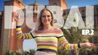 Um dia em Dubai - o que fazer? | Burj Al Arab | Dubai Marina | Souk Madinat Jumeirah