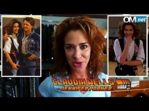 Claudia Wells Testimonial Claudia Wells Adresse un