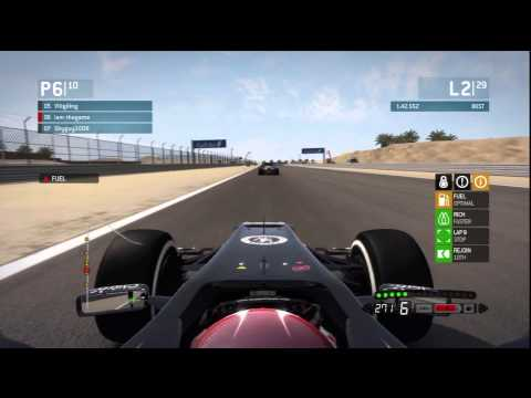 F1 2013 | RD Saturday Night League - Season 3 | R3: Bahrain Grand Prix