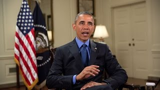 Weekly Address: Creating New Pathways of Opportunity for Americans Like You