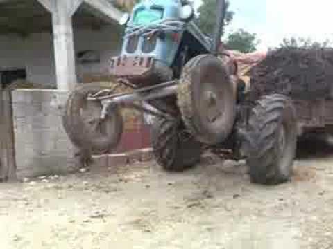 Ludi Miki - srpski traktor
