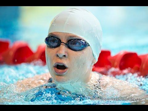WORLD RECORD Women's 100m Freestyle S6 | Heat | 2015 IPC Swimming World Championships Glasgow