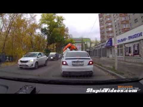 Russia Fills Sinkhole and other videos funny
