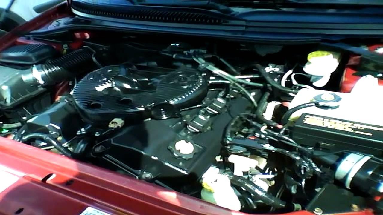 chrysler sebring 2 7 engine diagram on dodge 2 7 engine weep hole intrepid se 2 7l v6 start up quick tour amp