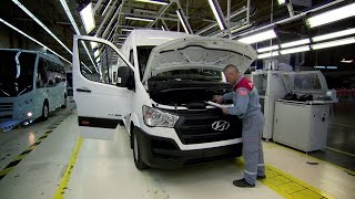 Hyundai H350 Production in Turkey