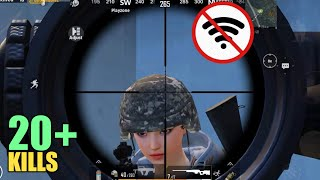 I got Disconnected and then THIS happened | PUBG Mobile
